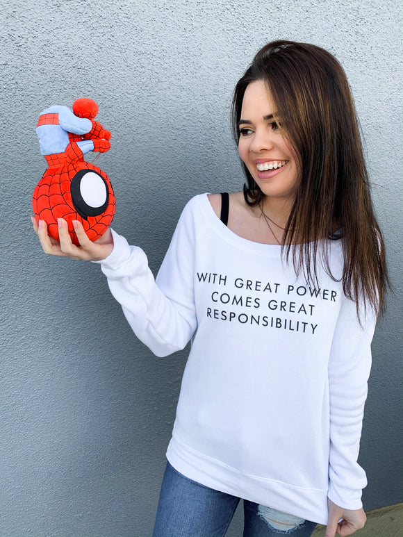 Power & Responsibility Sweatshirt