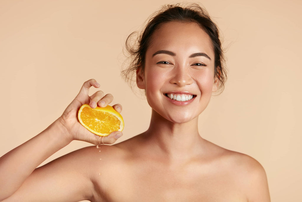 Best Foods for Clear Healthy Skin - Eat the Right Foods