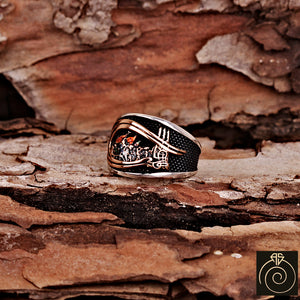 Imperial Style Exclusive Men's Ring