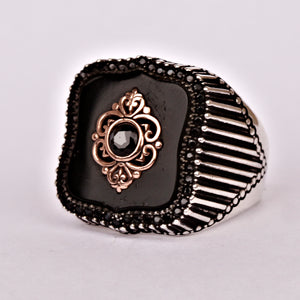 Black-onyx-wedding-men-ring