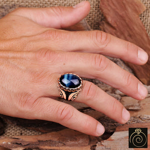 Protection-Alternative-Ring-Geometric-Traditional