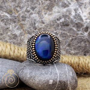blue-tiger-eyes-stone-men's-ring