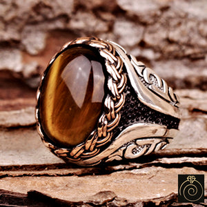 brown-tiger-eye-men-ring