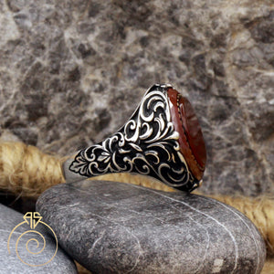 carved-floral-alternative-men's-ring