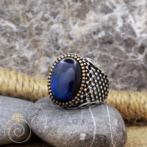 casual-stylish-vintage-silver-ring