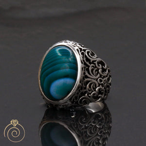 cocktail-party-gift-silver-ring