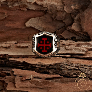 ethnic-occult-custom-men's-ring