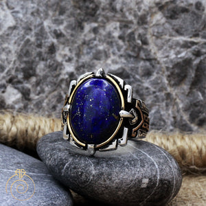 gypsy-magic-occult-silver-ring