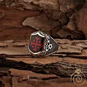 hexagram-david-magic-talisman-ring