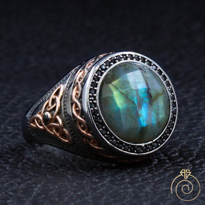 labradorite-green-mens-silver-ring