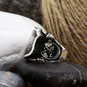 pagan-occult-fantasy-silver-ring