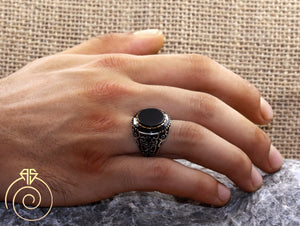 promise-gift-cocktail-men's-ring