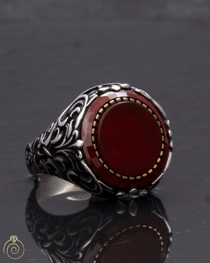 red-gemstone-agate-ruby-quartz