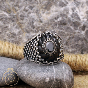 signet-casual-forged-men's-jewelry