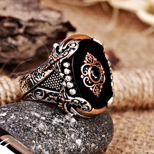 sword-dagger-warrior-muslim-ring