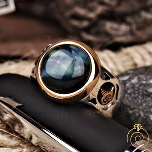 tiger-eye-men-ring-blue