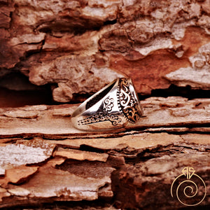 warrior-vintage-statement-men's-ring