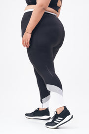 Go For It Leggings: Black