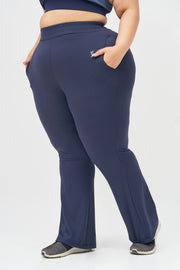 Yoga Pants: Blue