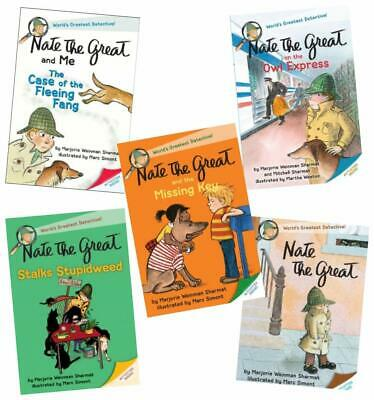 Nate The Great Set (5 books) #1