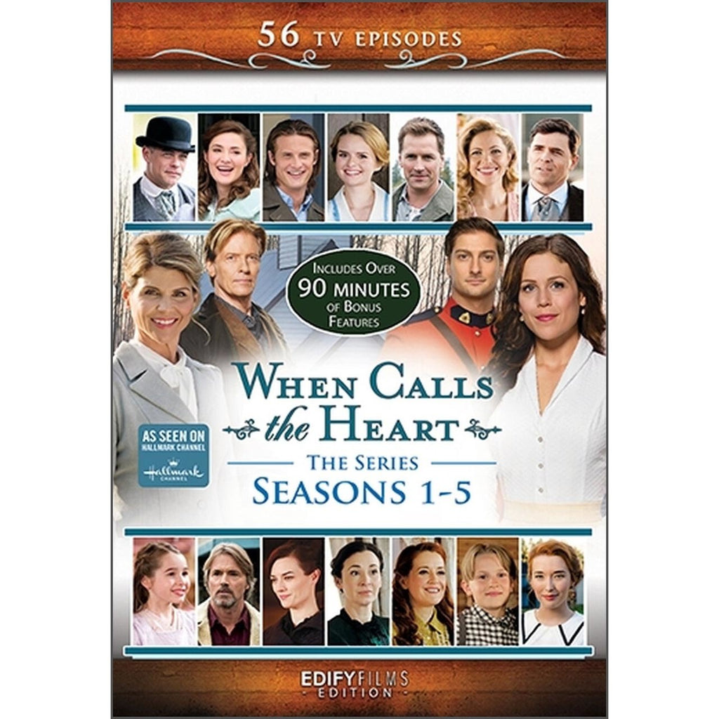 When Calls the Heart - Complete Episode Collector's Edition
