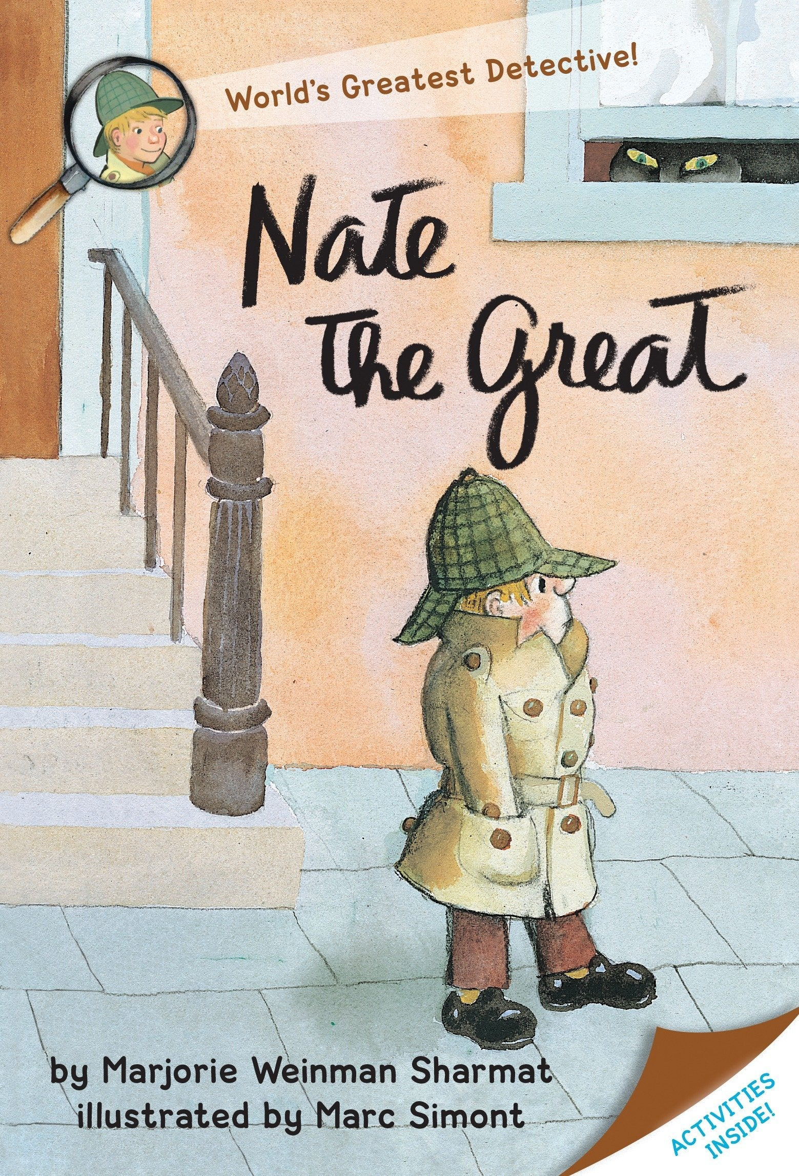 Nate The Great 5 Book Set by Marjorie Weinman Sharmat