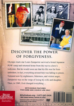 Louis Zamperini: Captured By Grace DVD