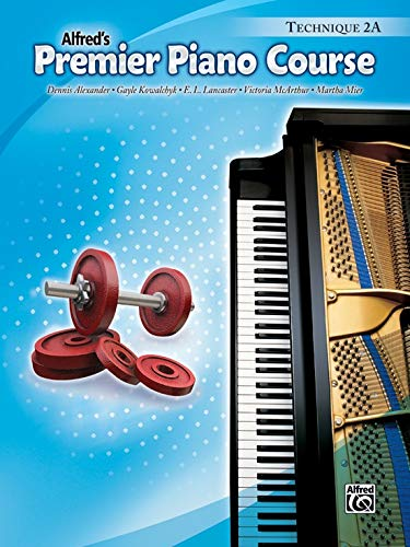 Alfred's Premier Piano Course Level 2A (4 set): Lesson, Performance, Technique, Theory