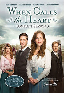 When Calls the Heart - Season 3 Collector's Edition Boxset