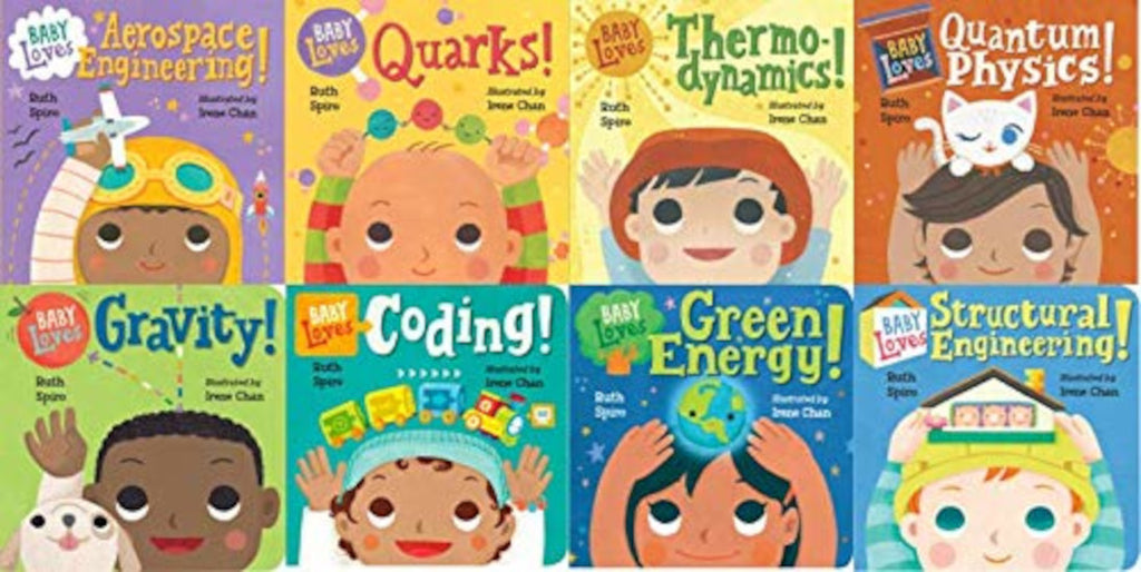 Baby Loves Science Books (8 Set)
