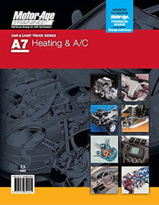 ASE Certification Test Prep - A7 Heating & A/C