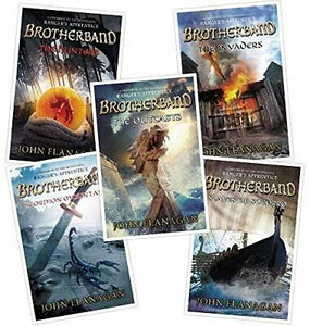 Brotherband Chronicles (Books 1-5 in the Series)