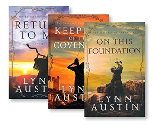 The Restoration Chronicles 3 Set by Lynn Austin