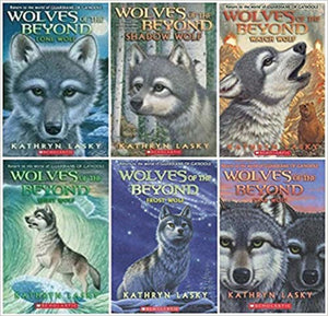 Wolves of Beyond (Books 1-6)