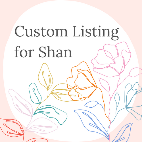 Custom Listing for Shan - Dark Freshwater Pearls on Sterling Silver Posts