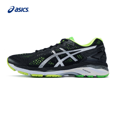 Original ASICS Men Shoes GEL-KAYANO 23 Breathable Cushion Running Shoes Light Weight Sports Shoes Sneakers Outdoor Walking
