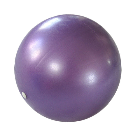 New Arrival Exercise Yoga Fitness Pilates ball 25cm Smooth Balance Fitness Gym Exercise Ball With Pump Balance Pilates Balls