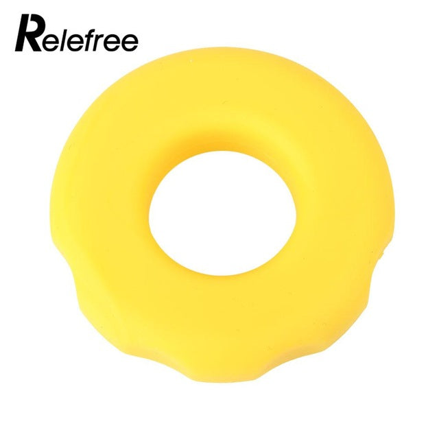 Circle Shape Creative Gadget Exerciser Expander Gripper Fitness Hand Power Grip Ring Develop Finger Hand Grip Cute Gift
