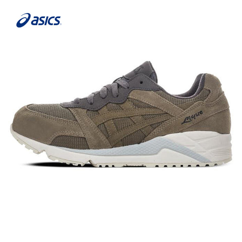 Original ASICS Men Shoes Encapsulated Cushioning Breathable Running Shoes Active Retro Sports Shoes Sneakers Outdoor Walking