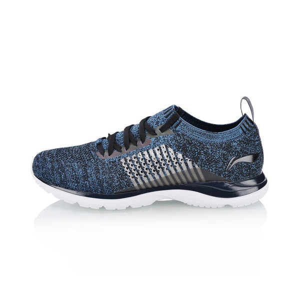 Li-Ning Men Super Light XV Running Shoes Light Weight Breathable Sneakers Mono Yarn LiNing Sports Shoes ARBN009 XYP652