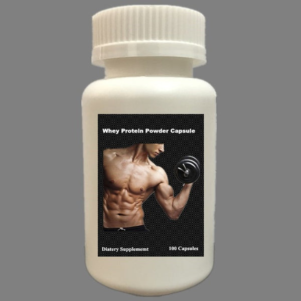 Pure Whey Protein Powder WPC80 Increase Body Muscle