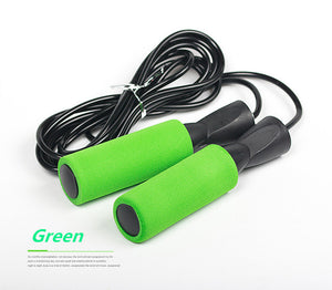 Fitness Crossfit Skipping Ropes corda para pular Speed Jump Rope Body Building Exercise Gym Training