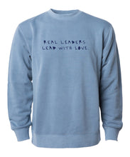 Load image into Gallery viewer, Real Leaders Embroidered Sweatshirt