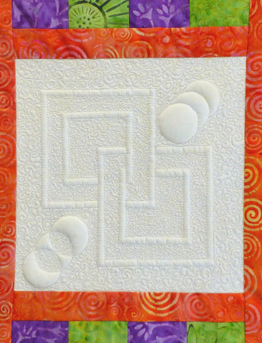 Make Your Quilt Stand Out: Trapunto By Machine - With Pam Bocko - Saturday