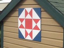Barn Quilt Painting - With Sheila Sinclair Snyder Friday 12pm-4pm