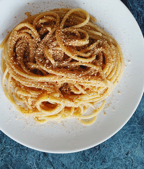 Perfect Pantry Pasta alla Lexi Mestas