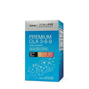 GNC Total Lean Advanced Premium CLA 3-6-9