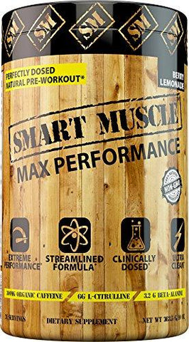Smart Muscle MAX Performance