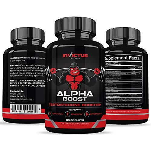Extra Strength Testosterone Booster for Men