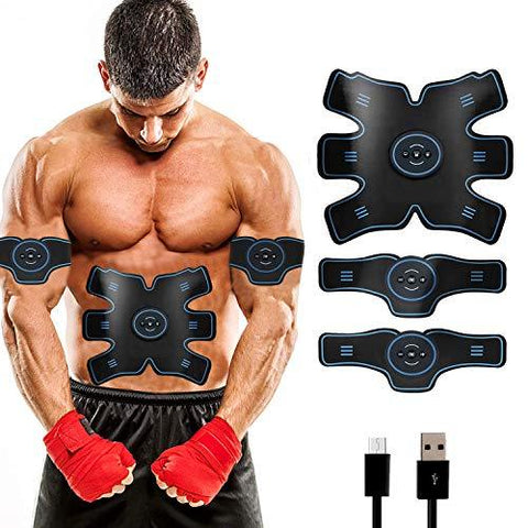 Alida ABS Stimulator, Abdominal Toning Belt Muscle
